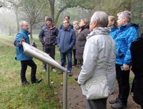 Mannheim: Führung über die Streuobstwiese der Reißinsel